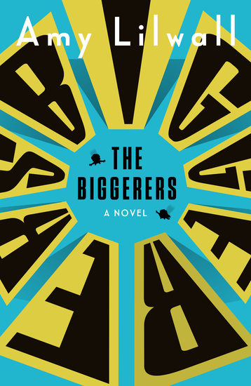 The Biggerers - cover