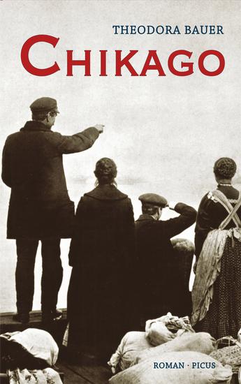 Chikago - Roman - cover
