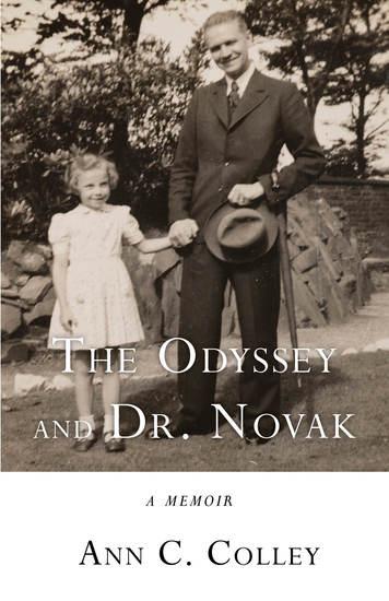 The Odyssey and Dr Novak - A Memoir - cover