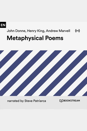 Metaphysical Poems - cover