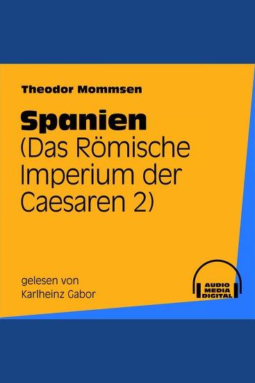 Spanien - Das Römische Imperium der Caesaren 2 - cover
