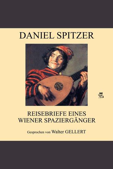 Reisebriefe eines Wiener Spaziergängers - cover