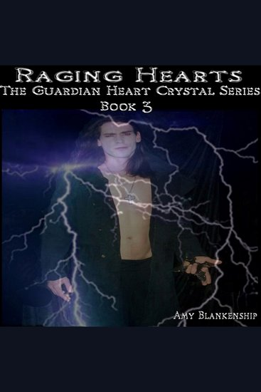 Raging Hearts - cover
