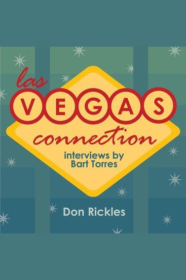 Las Vegas Connection: Don Rickles - cover