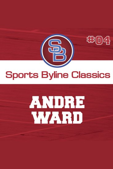 Sports Byline: Andre Ward - cover