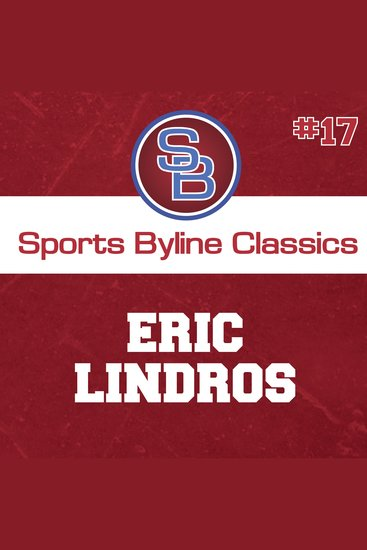 Sports Byline: Eric Lindros - cover