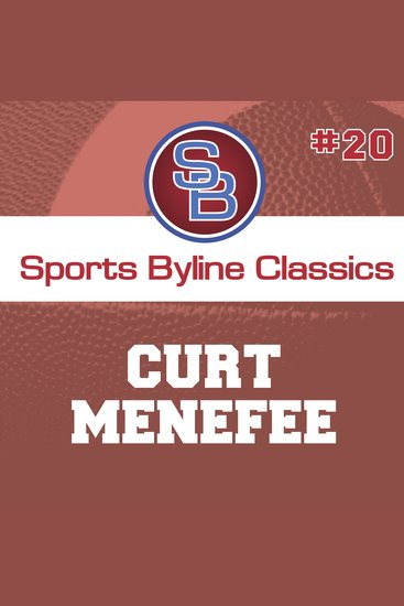 Sports Byline: Curt Menefee - cover