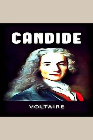 Candide - cover
