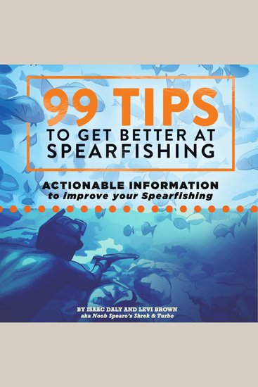 99 Tips to Get Better at Spearfishing - Actionable Information to Improve Your Spearfishing - cover