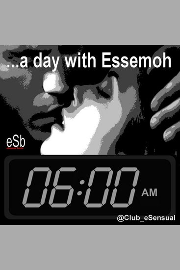 A Day with Essemoh: Good Morning - cover