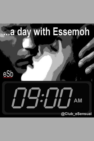 A Day with Essemoh: Mid-Morning - cover