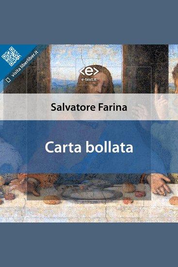 Carta bollata - cover