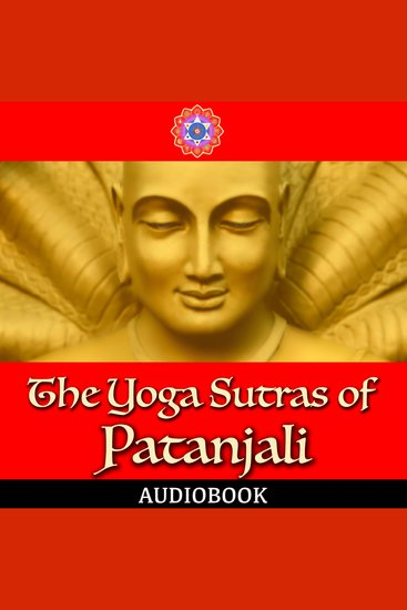 The Yoga Sutras of Patanjali - cover