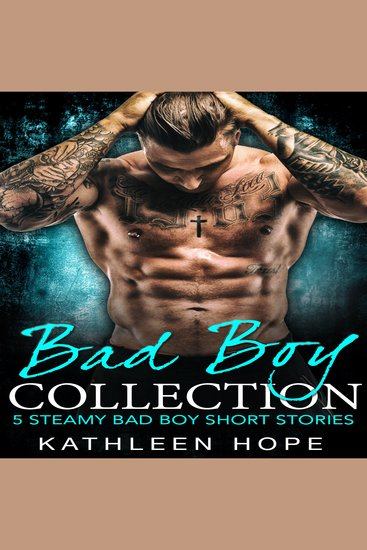 Bad Boy Collection - 5 Steamy Bad Boy Short Stories - cover