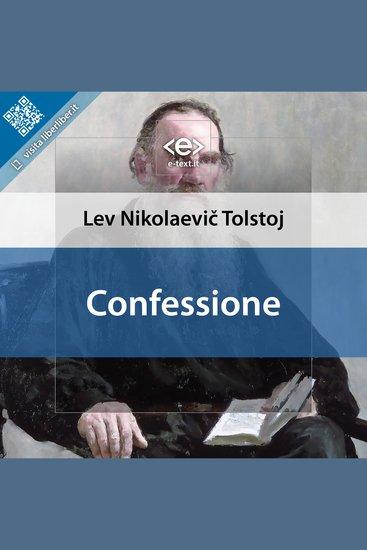 Confessione - cover