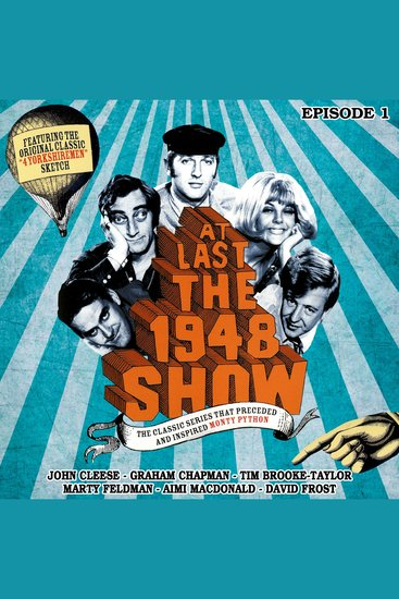 At Last the 1948 Show - Volume 1 - cover