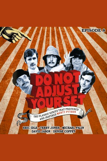 Do Not Adjust Your Set - Volume 8 - cover