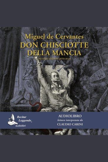 Don Chisciotte della Mancia - cover