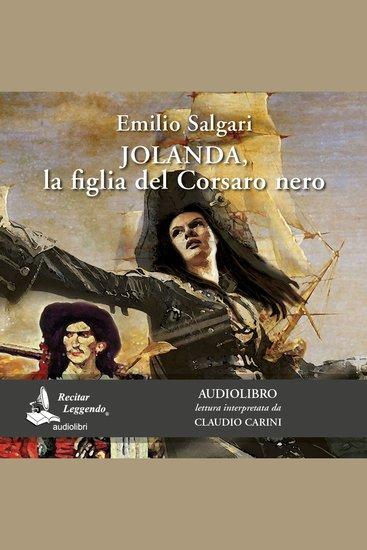 Jolanda la figlia del Corsaro Nero - cover