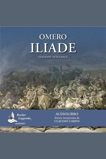 Iliade - cover