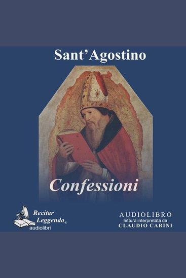 Confessioni - cover