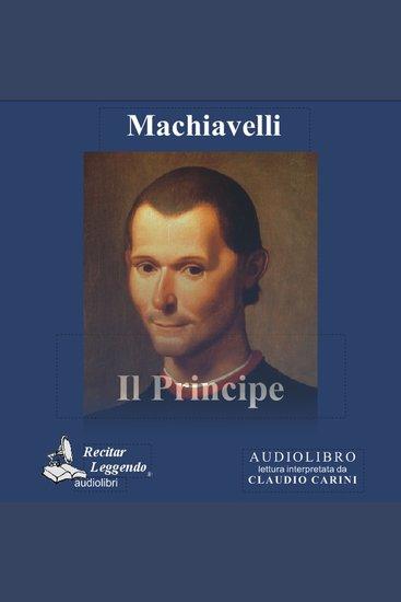 Il Principe - cover