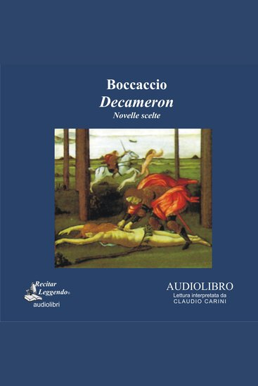 Decameron - cover