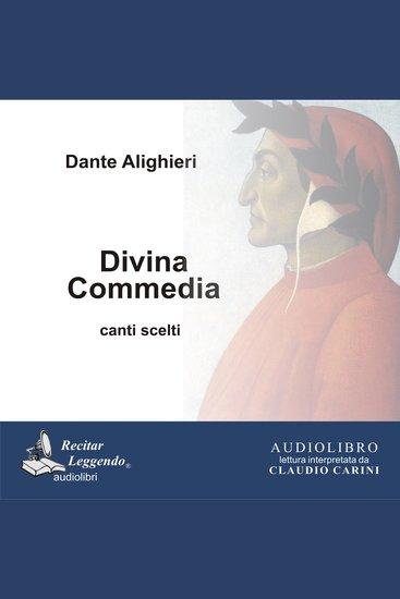 Divina Commedia canti scelti - cover
