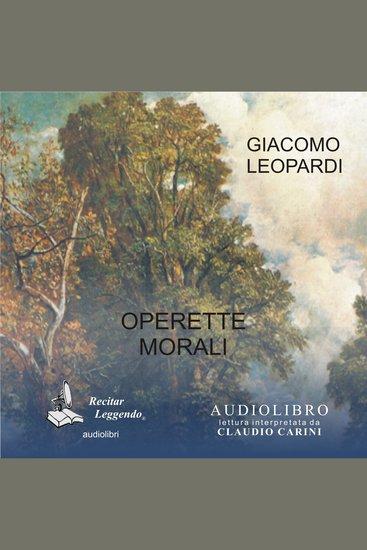 Operette Morali - cover