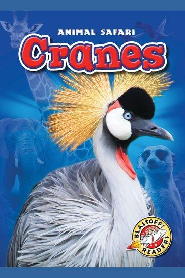 Cranes - cover