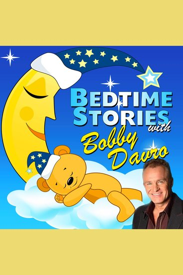 Bedtime Stories with Bobby Davro - cover