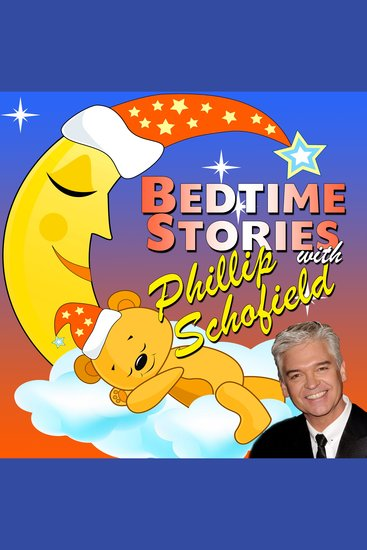 Bedtime Stories with Phillip Schofield - cover