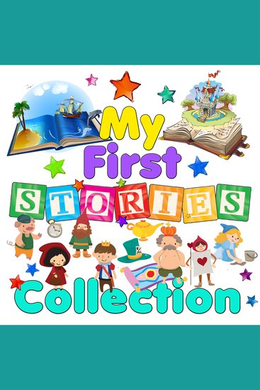 My First Stories Collection - cover