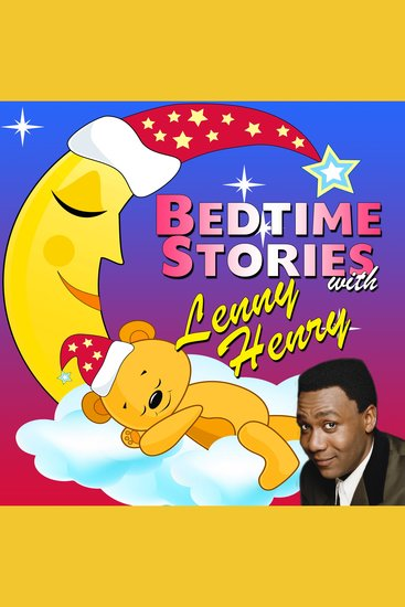 Bedtime Stories with Lenny Henry - cover