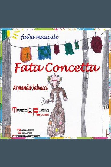 Fata Concetta - Fiaba musicale - cover