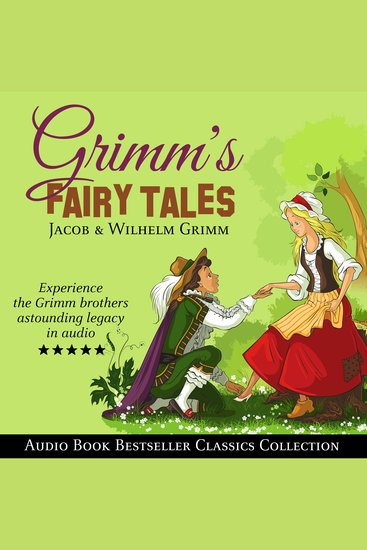 Grimm's Fairy Tales - Audio Book Bestseller Classics Collection - cover