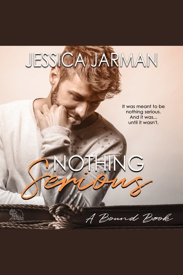 Nothing Serious - A Bound Book - cover