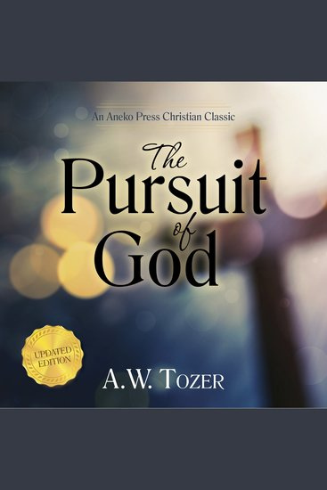 The Pursuit of God - Updated Edition - cover
