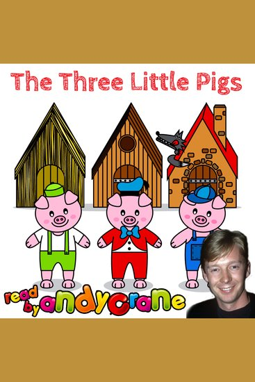 The Three Little Pigs - cover