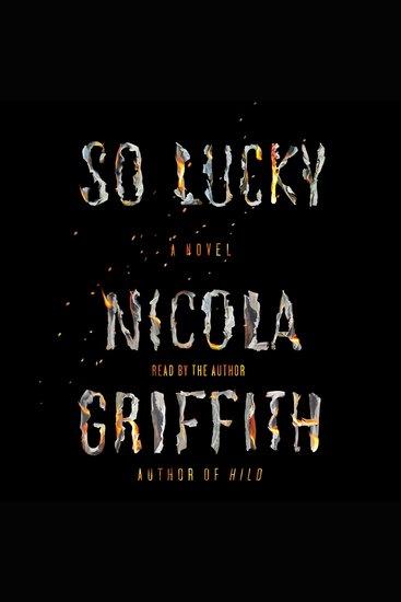 So Lucky - A Novel - cover