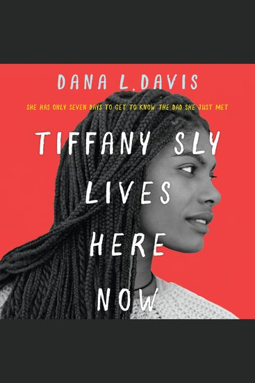 Tiffany Sly Lives Here Now - cover