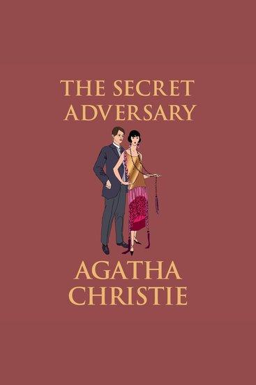 The Secret Adversary - cover