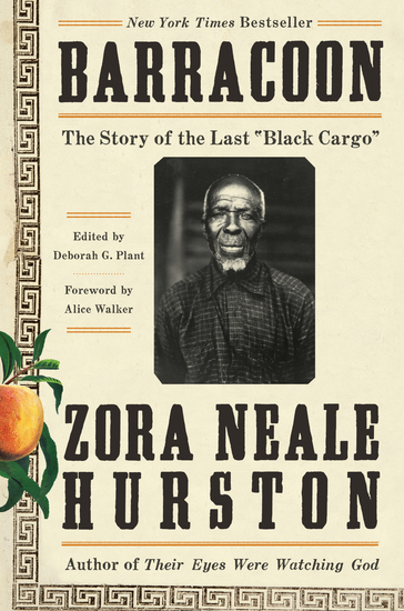 "Barracoon - The Story of the Last ""Black Cargo"" - cover"