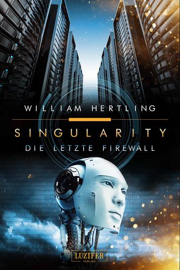 Die letzte Firewall - SciFi-Thriller - cover