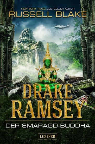 DER SMARAGD-BUDDHA (Drake Ramsey 2) - Thriller Abenteuer - cover