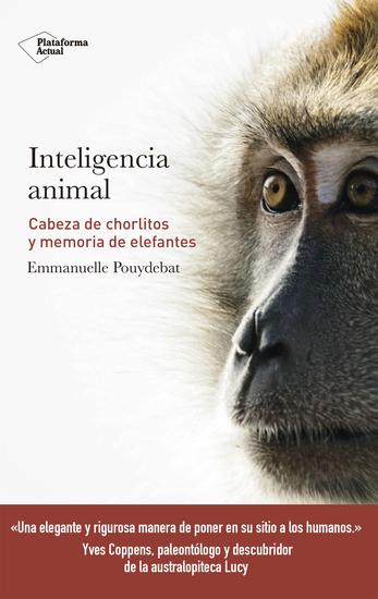 Inteligencia animal - Cabeza de chorlitos y memoria de elefantes - cover