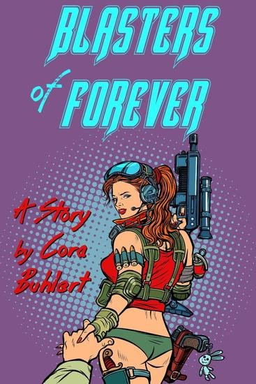 Blasters of Forever - cover