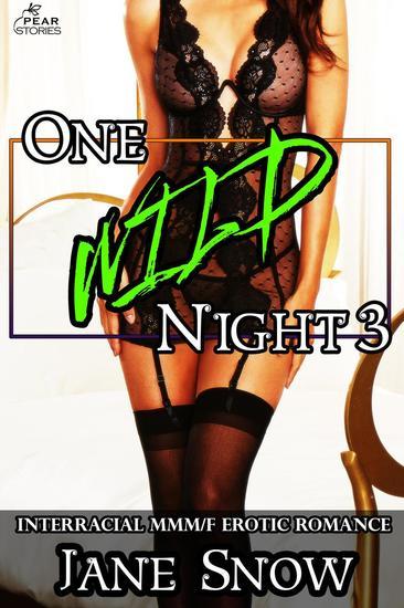 One Wild Night 3 - Three Wild Nights #3 - cover