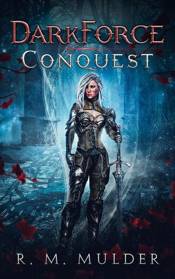 Conquest - DarkForce: A GameLit Saga #2 - cover