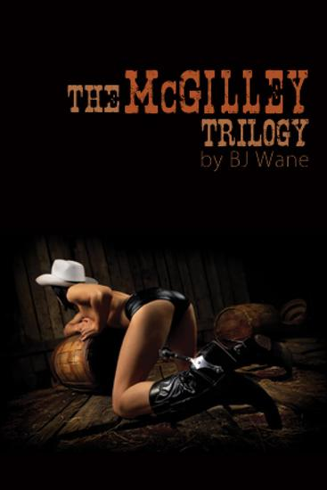 The McGilley Trilogy - cover